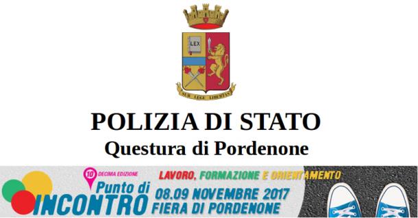 Polizia di stato a punto di incontro 2017 opportunit di for Fiera di pordenone